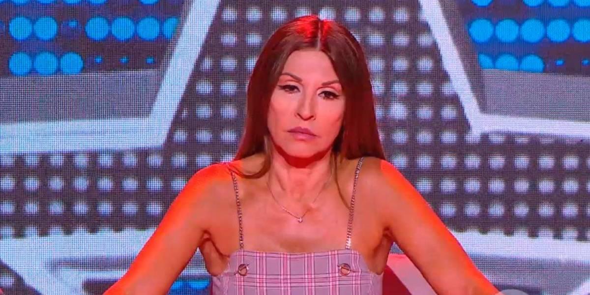 La embarrada de Amparo Grisales en 'Yo me llamo' que el público le cobró sin piedad a la diva