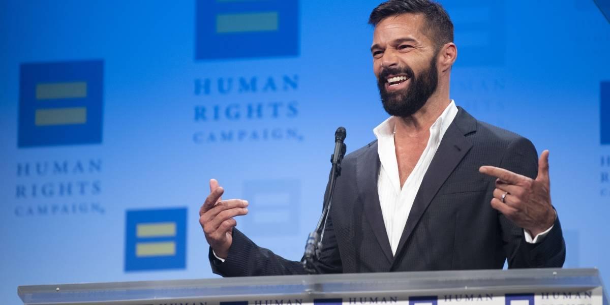 ¡Confirmado! Ricky Martin tendrá concierto en Puerto Rico en el 2020
