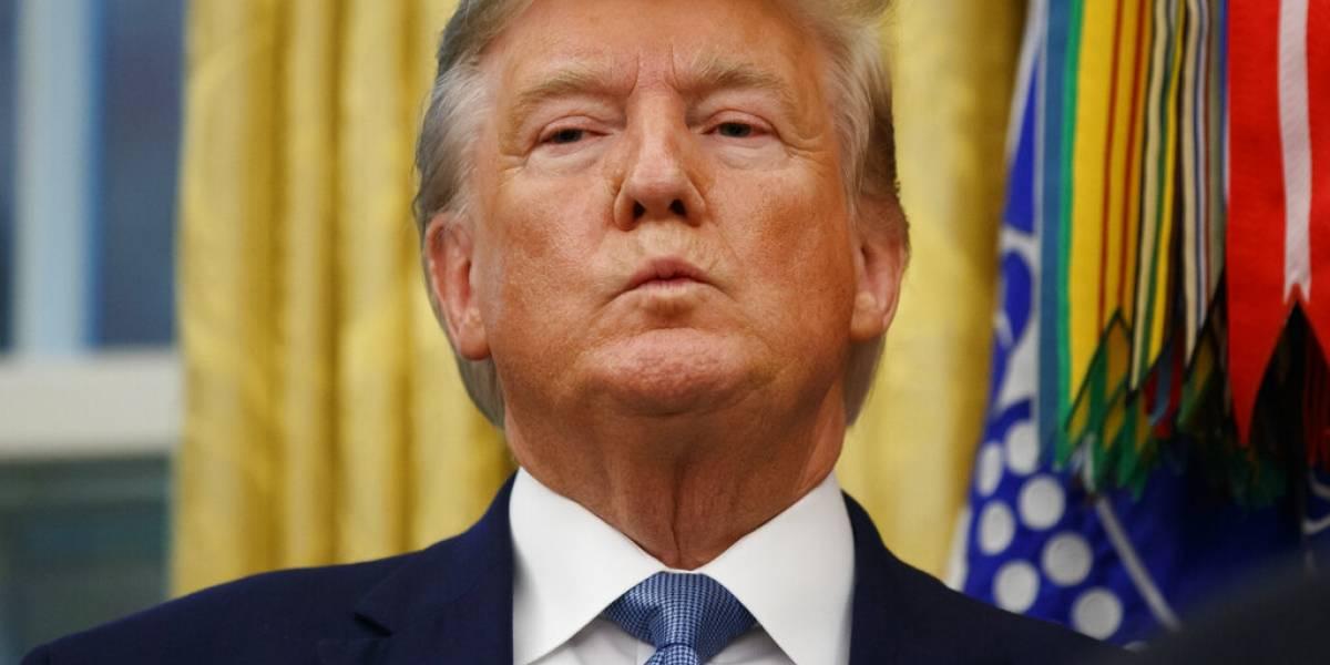 Estadounidenses apoyan juicio político contra Donald Trump, según sondeo