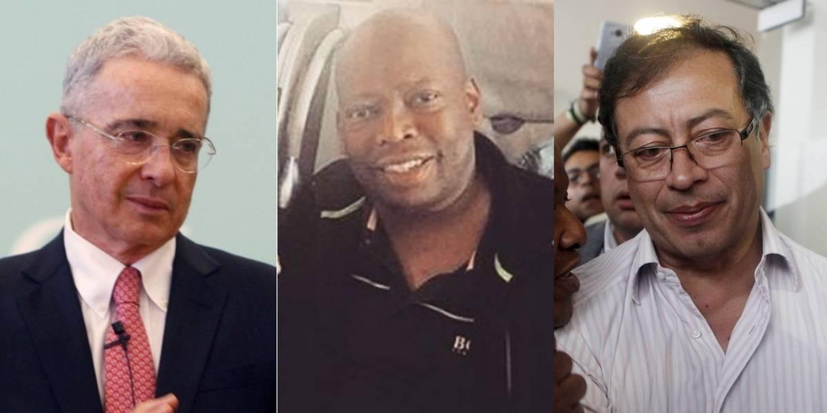 Agarrón entre famosos colombianos por culpa de Álvaro Uribe — Farándula
