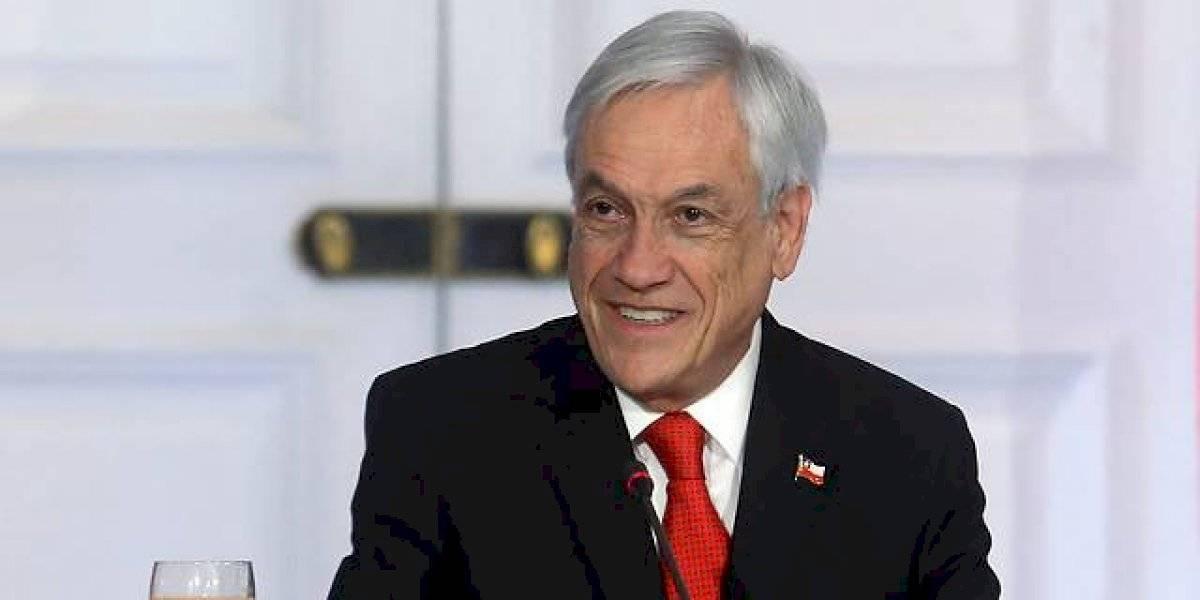 """Piñera destaca a Chile en medio de una """"América Latina convulsionada"""": """"Nuestro país es un verdadero oasis con una democracia estable"""""""