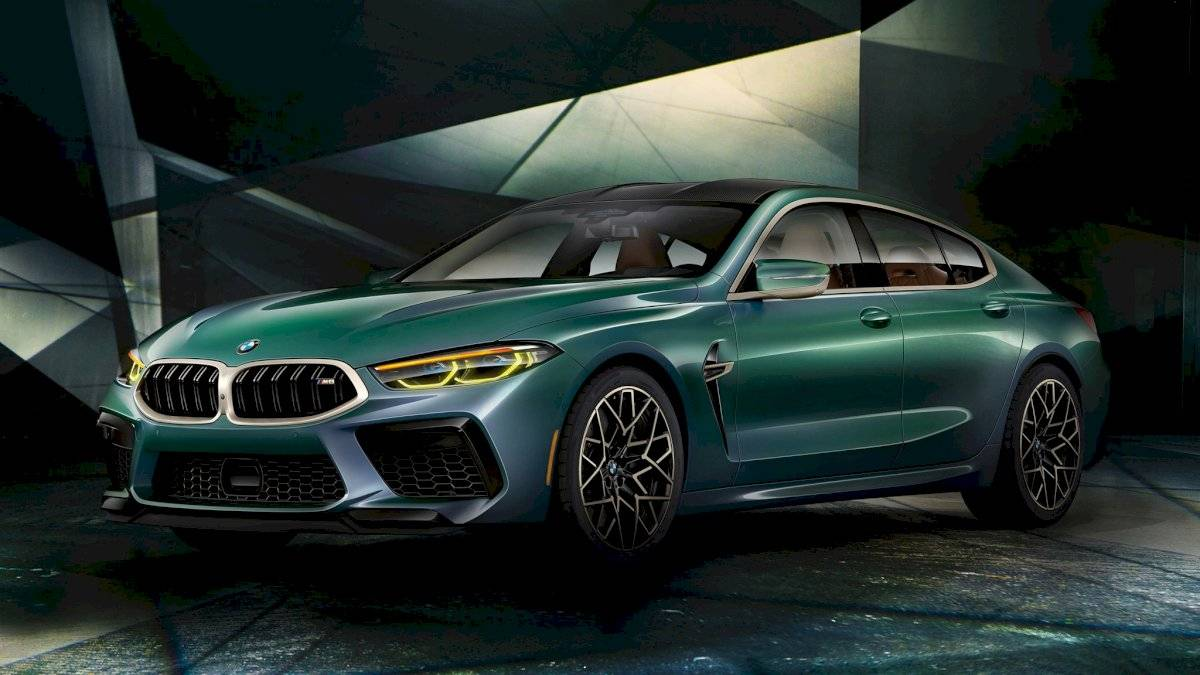 BMW M8 Gran Coupe Special Edition