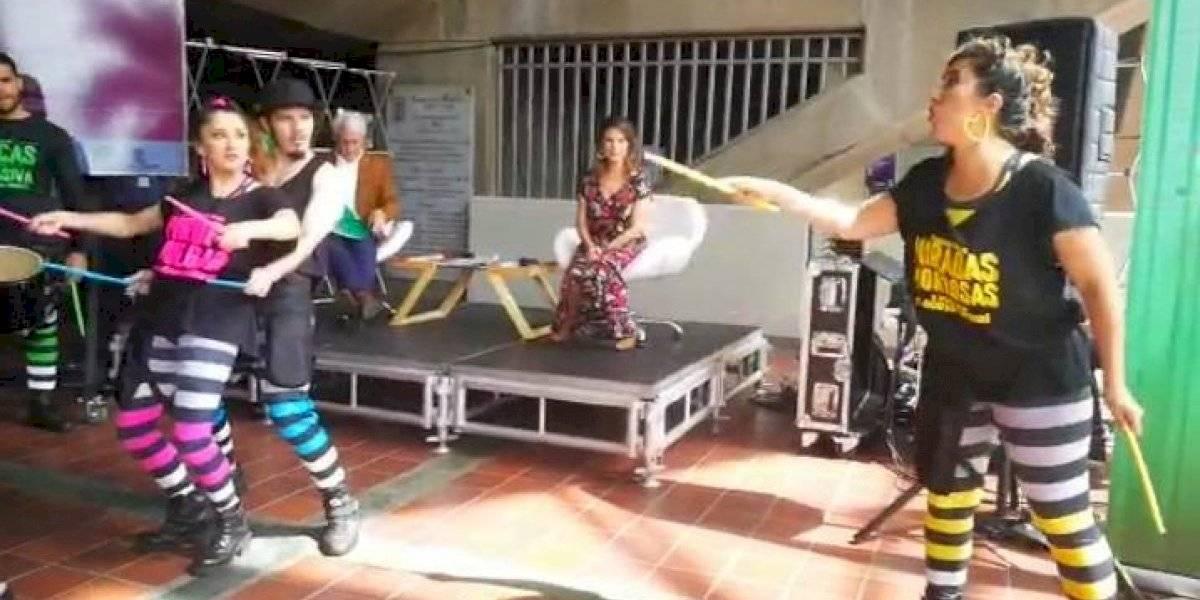 El Metro de Medellín busca ser un espacio seguro para las mujeres y las niñas