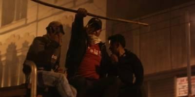 Asamblea Nacional rechaza vandalismo en los exteriores del Palacio Legislativo