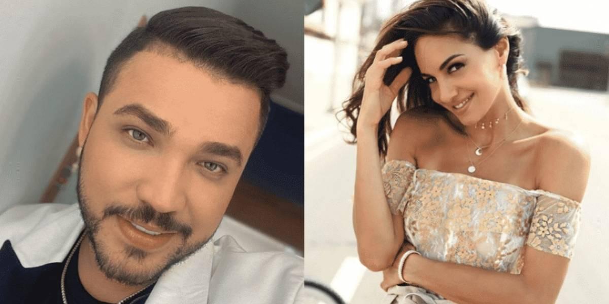 ¿Coqueteo entre Jessi Uribe y Valerie Domínguez? Una foto comenzó los rumores