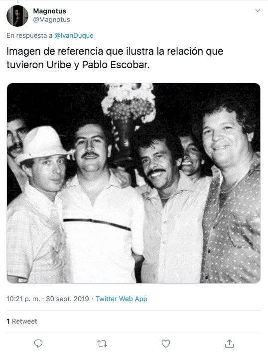 Uribe, escobar
