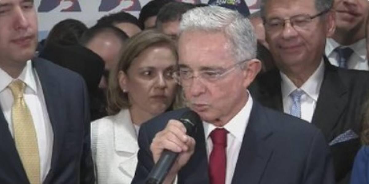 Uribe pide se acabe otra institución en el país
