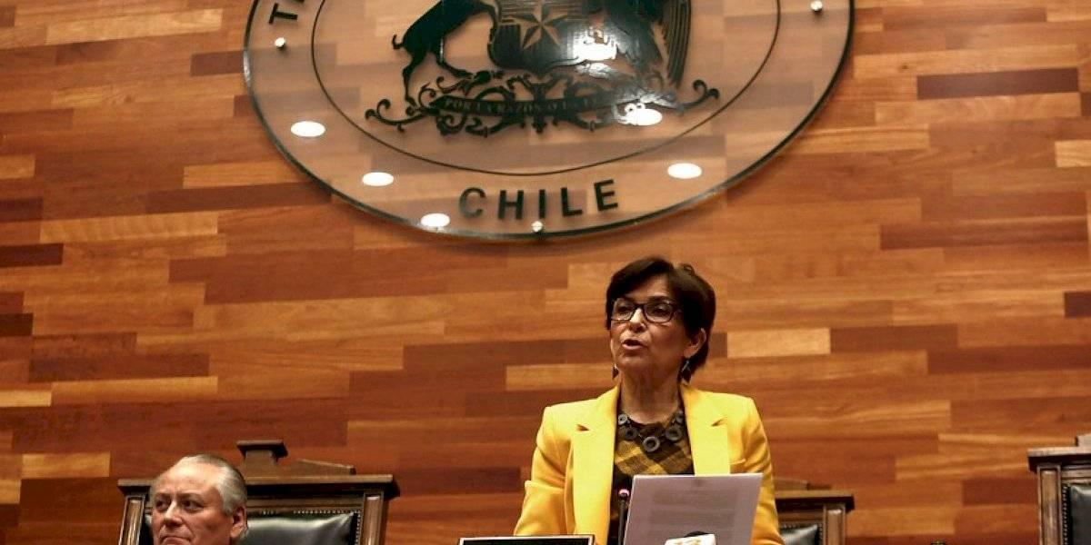 Tribunal Constitucional rechaza fallo de la Suprema y asegura que sus resoluciones no son apelables