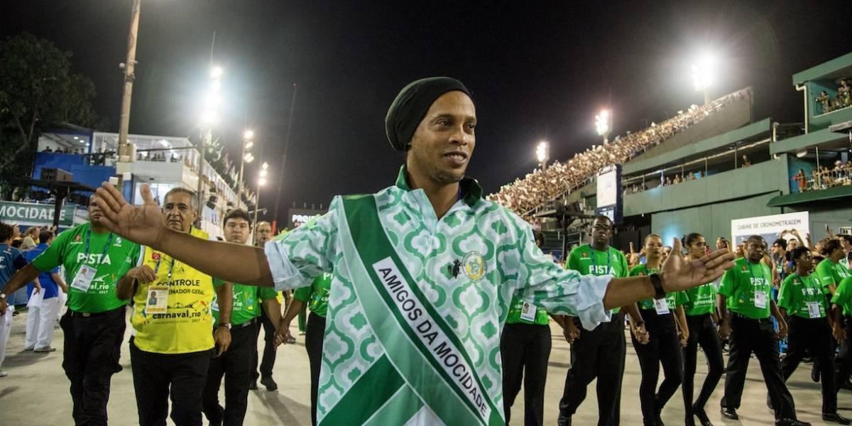 El irrespetuoso gesto de Atlético Nacional al partido de Ronaldinho en Colombia