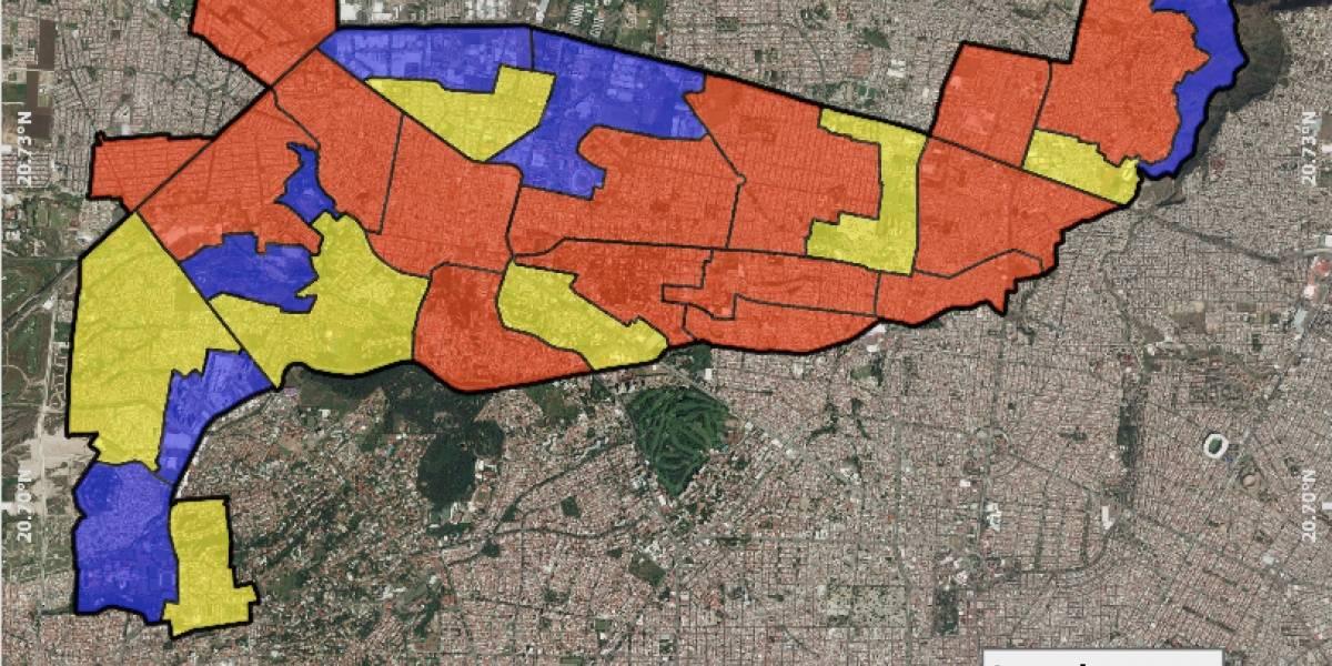 Sismo en Zapopan podría causar daños hasta en 90% del municipio