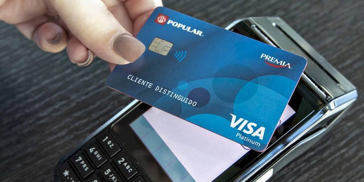 Popular y Visa lanzan en Puerto Rico tecnología de pagos sin contacto