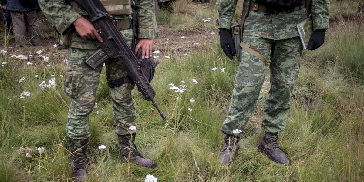 Guardia Nacional libera a víctima de secuestro en Guanajuato