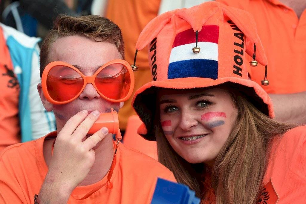 Fans de Holanda