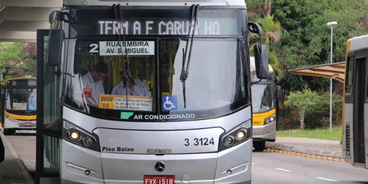 Terminal A. E. Carvalho recebe unidade móvel LGBTI na quarta