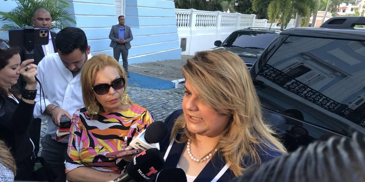 "Jenniffer González: ""No voy a permitir el doble juego"""