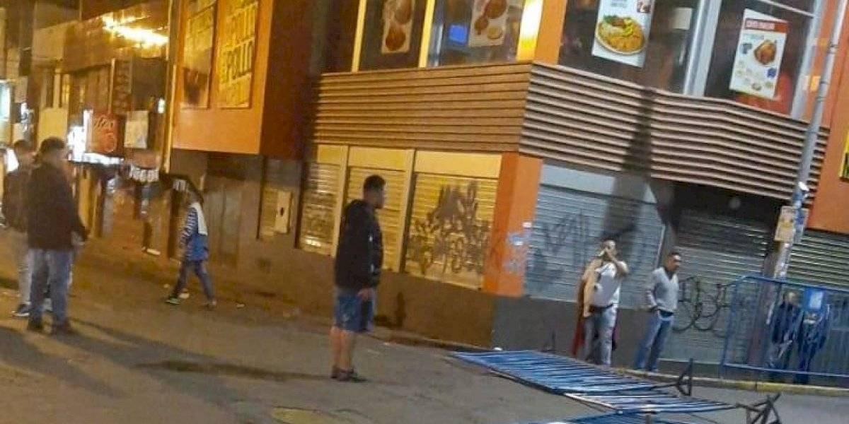 Paro Ecuador: Se registran saqueos y disturbios en Solanda, sur de Quito