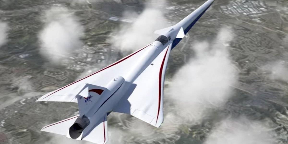 Aviones 100% eléctricos y supersónicos silenciosos: así las nuevas aeronaves de la NASA