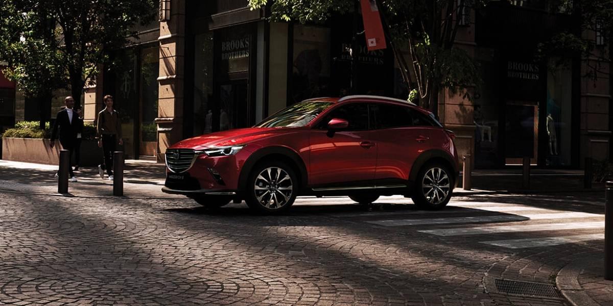 Mazda se pone guapo con la actualización de CX-3 para el 2020
