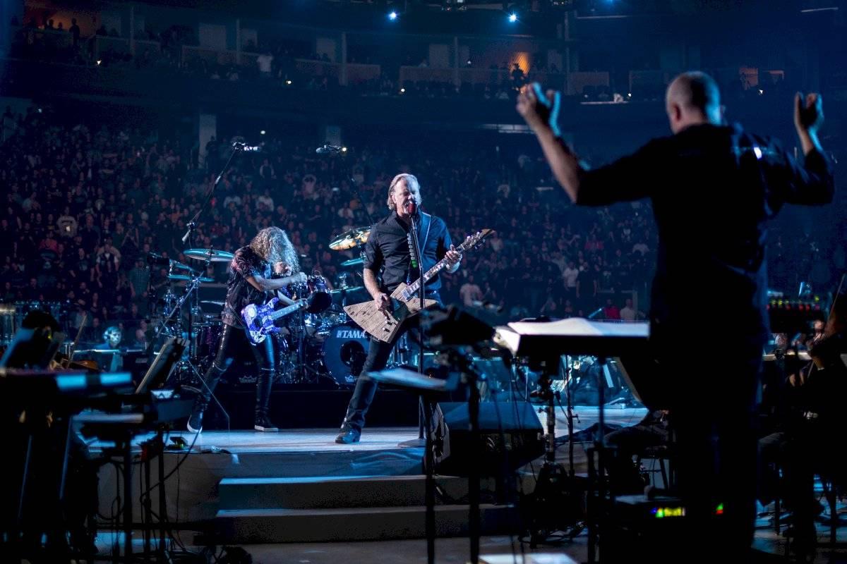 Metallica no S&M 2