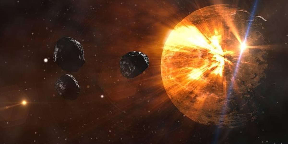 Así son de diferentes los asteroides, meteoritos y cometas
