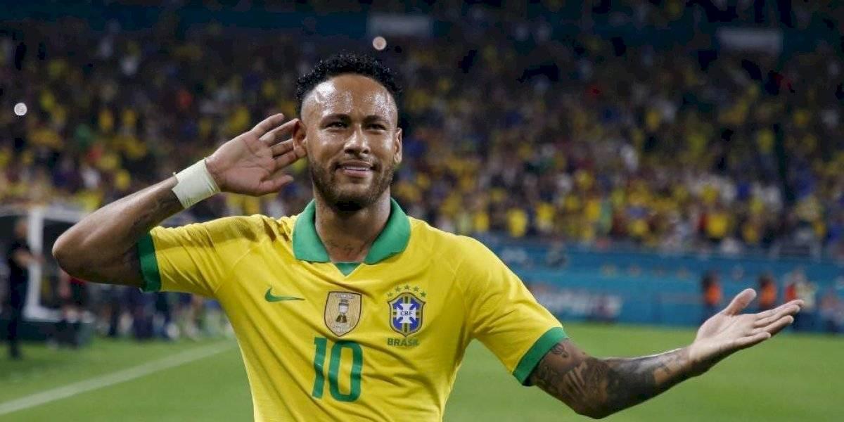 Neymar alcanzará una marca histórica en los próximos días