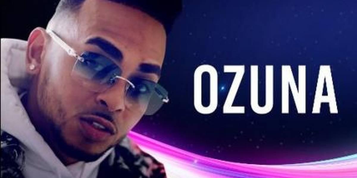 """Ozuna cantará en """"Festival de Viña"""" de 2020"""
