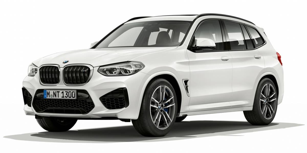 La gama M de BMW acelera a los SUV deportivos medianos con el X3 M