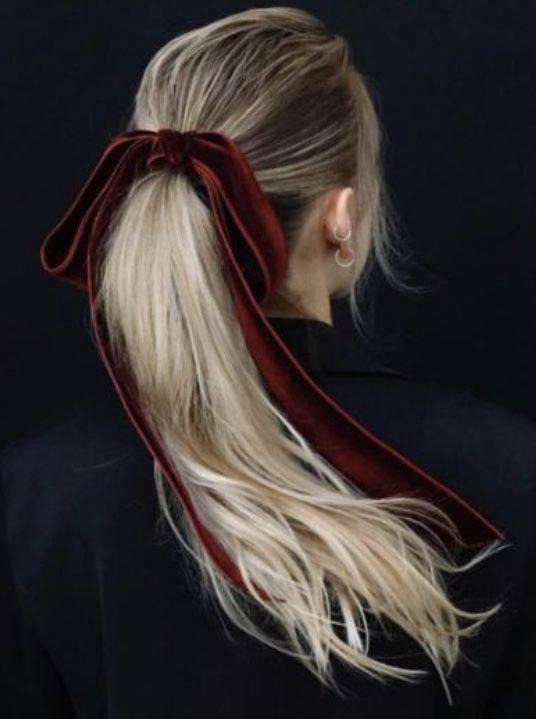 Peinados para cabello largo
