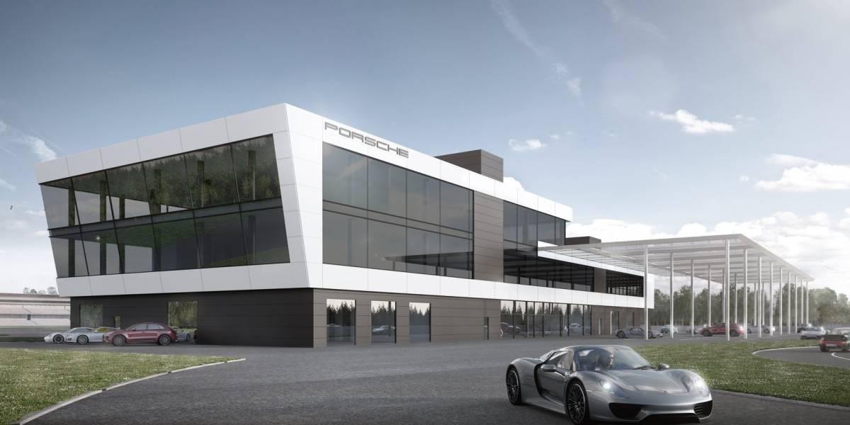 Porsche Hockenheim es el nuevo centro de experiencias de la marca