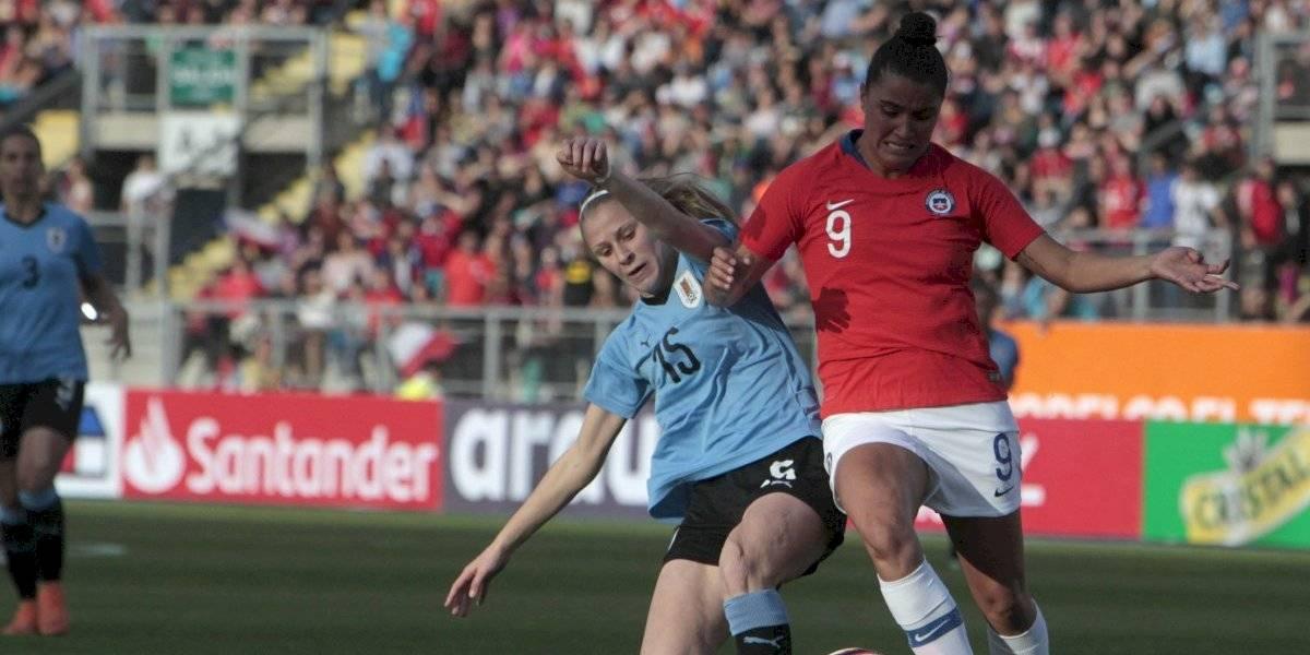 Así vivimos la remontada de la Roja femenina ante Uruguay en su preparación para Tokio 2020