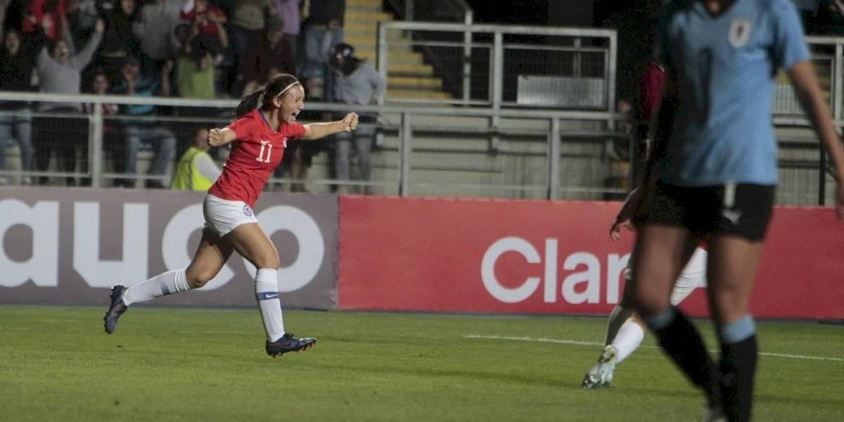 ¿Quién es Isabelle Kadzban, la primera Rapa Nui en jugar y marcar por la Roja?