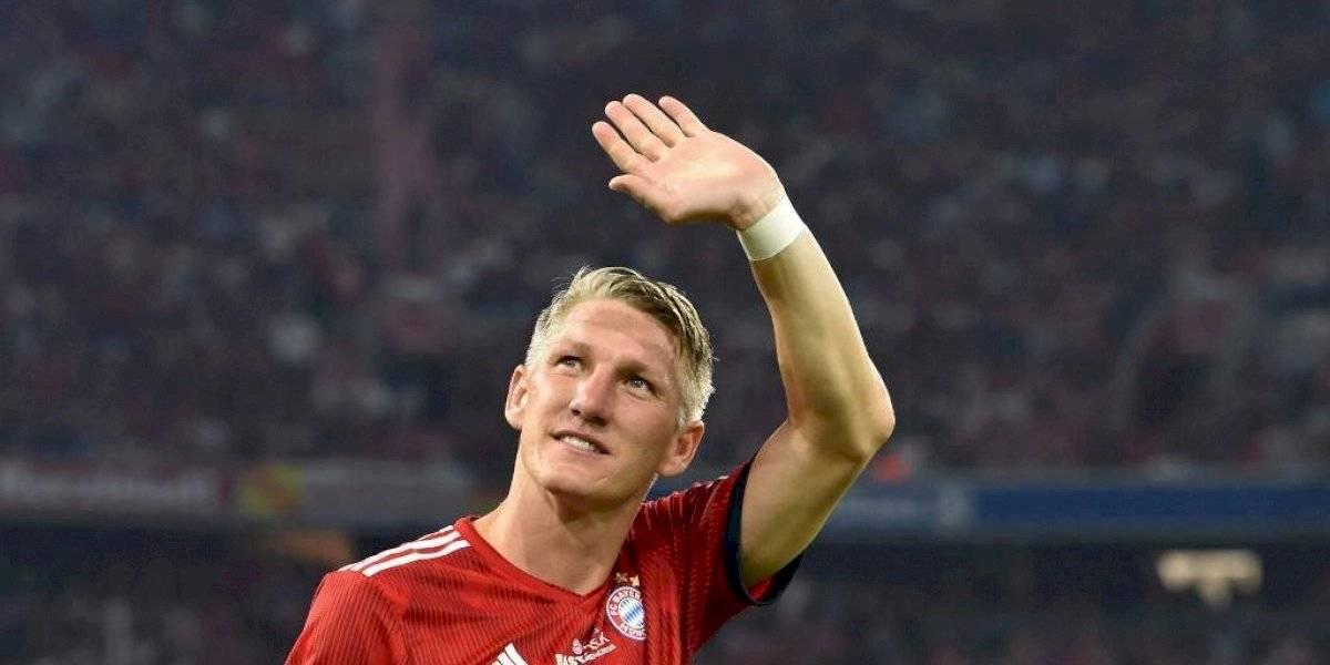 El adiós de un campeón del mundo, Bastian Schweinsteiger anuncia su retiro