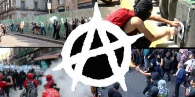 Autoridades han identificado grupos, como el bloque negro