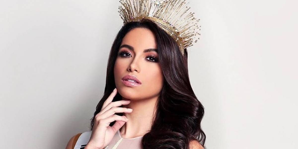 Miss Grand Puerto Rico 2019 rumbo a Venezuela