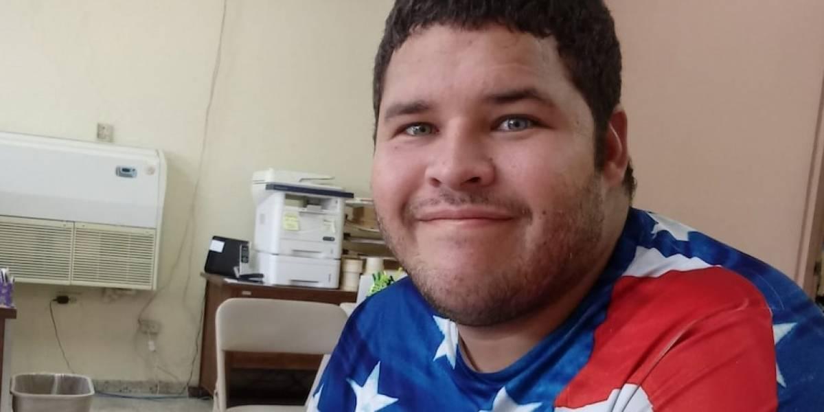 Buscan a joven visto por última vez en hospital de San Juan