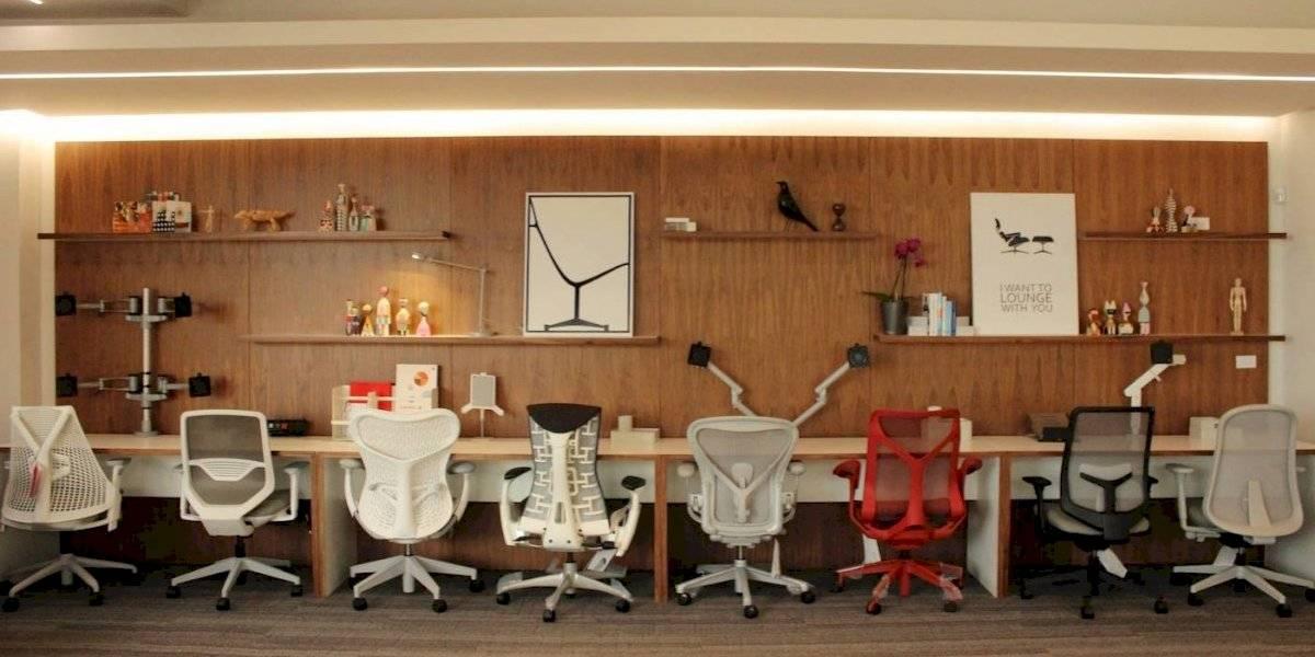 Presentan nuevo showroom Herman Miller en Guanajuato