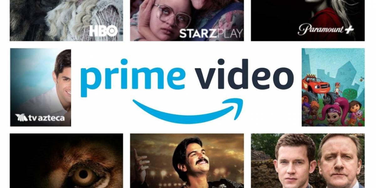 Amazon Prime Video: HBO, TV Azteca y otros canales llegan a la app