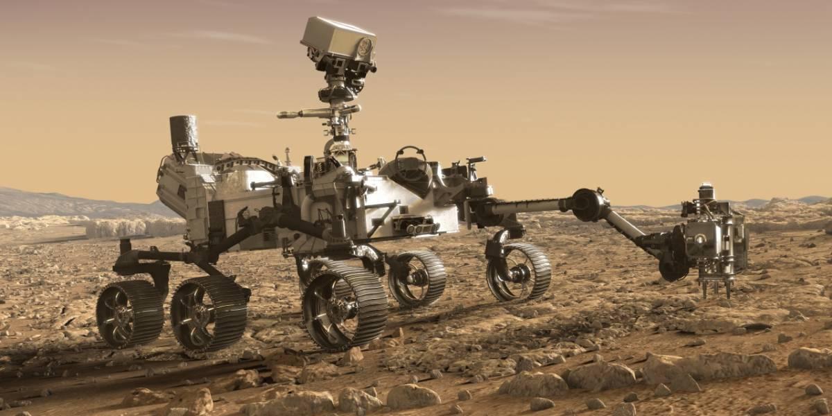 NASA: Más de 200 mil nombres de mexicanos serán llevados a Marte