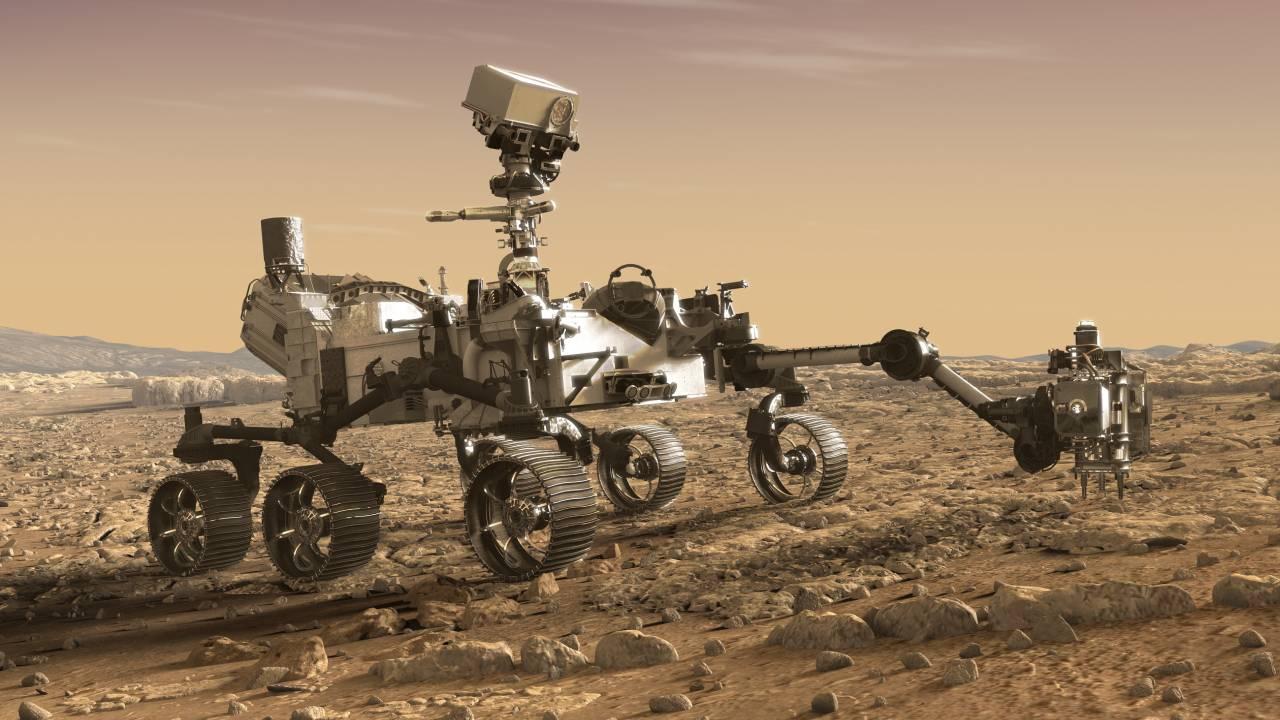 Excientífico de la NASA afirma que encontraron vida en Marte en la década de los 70