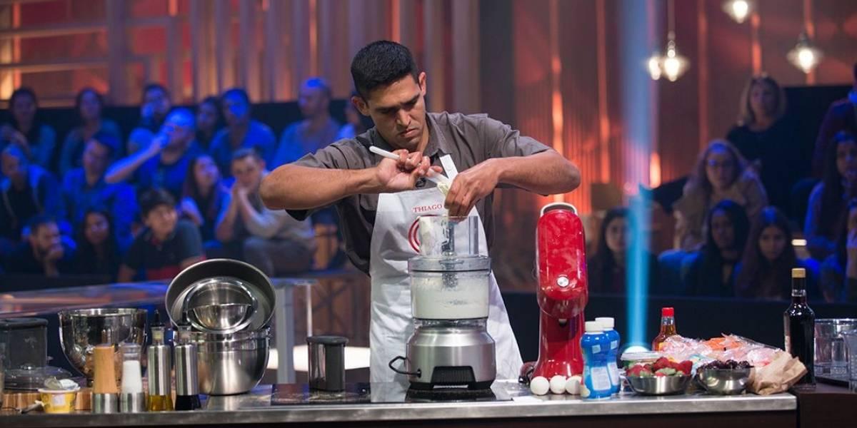 MasterChef - A Revanche: 'Hoje sou mais cozinheiro do que policial', diz Thiago