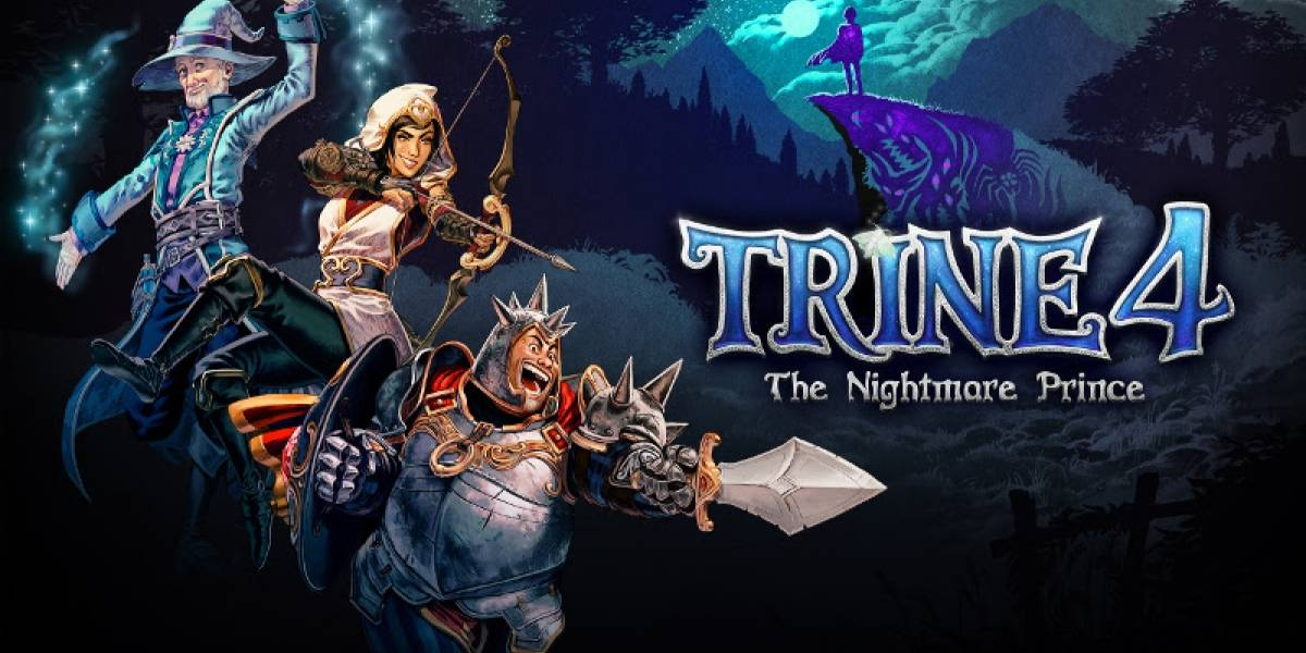 Trine 4 - The Nightmare Prince é lançado para Nintendo Switch, PlayStation 4, Xbox One e PC