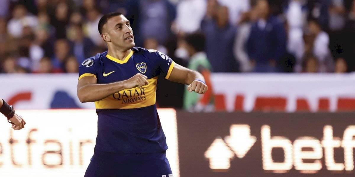 Goleador de Boca Juniors y su familia son custodiados por la policía tras amenazas de muerte