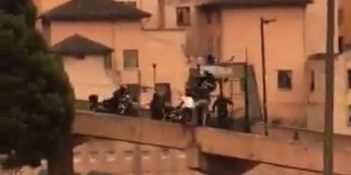 Fallece joven que cayó de puente de San Roque