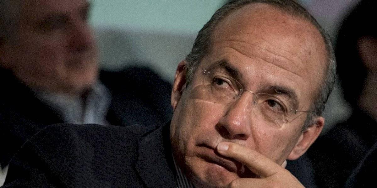 Declina Felipe Calderón visitar el Tecnológico de Monterrey
