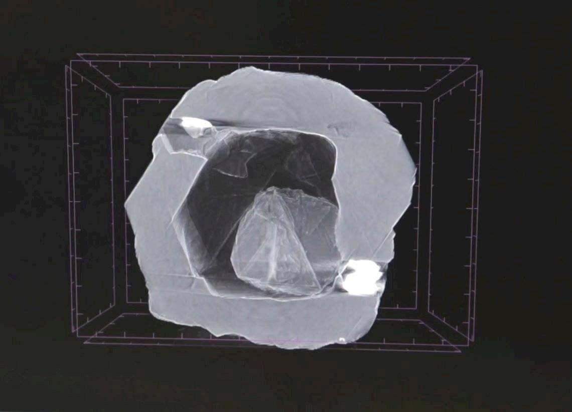 diamante matrioshka
