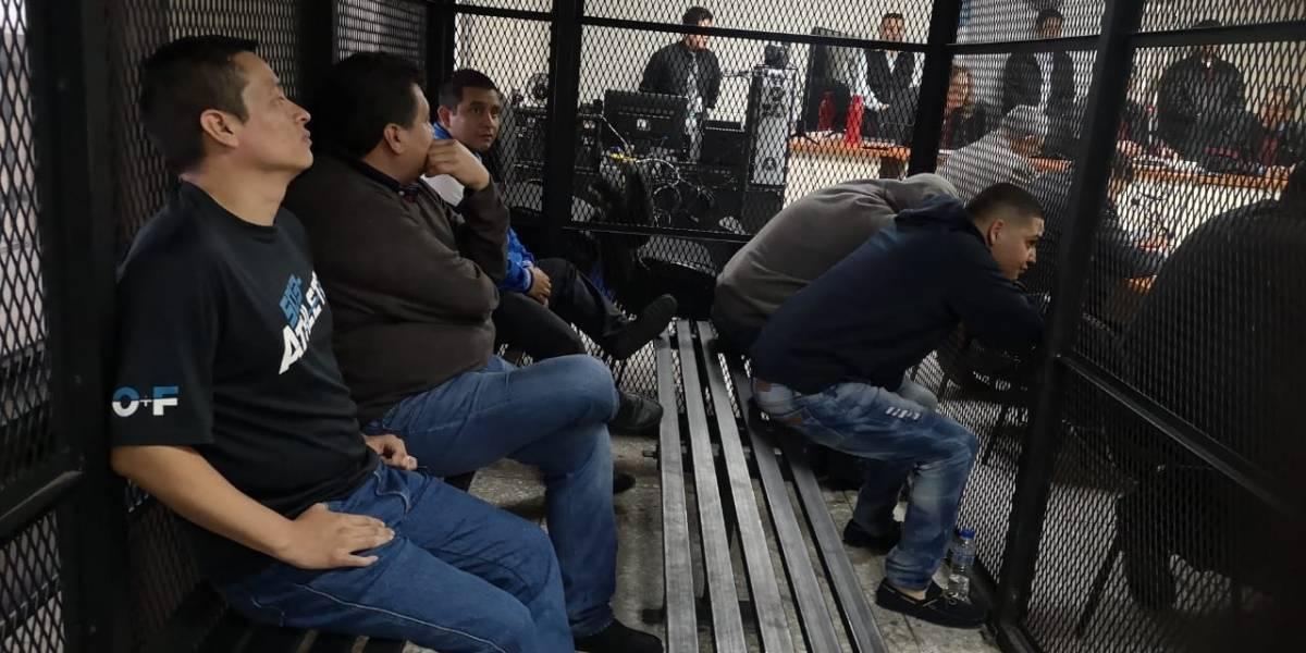 """Tribunal condena a la banda de sicarios """"El Patrón"""""""