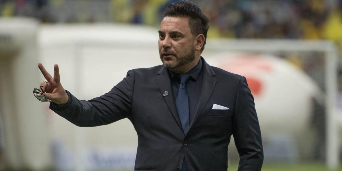 Antonio Mohamed regresa a los Rayados de Monterrey