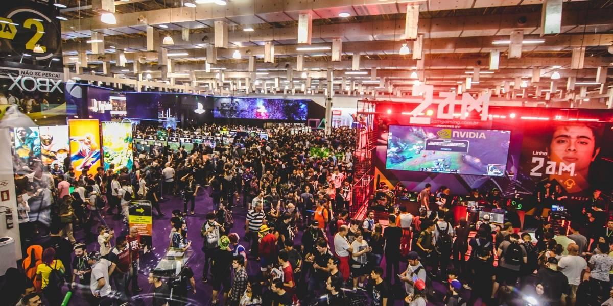 Brasil Game Show 2020 é cancelada; feira retorna em 2021