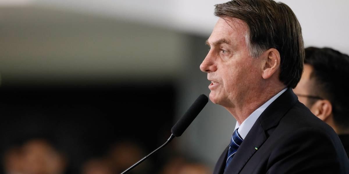 Bolsonaro ataca PSL e avalia trocar de partido