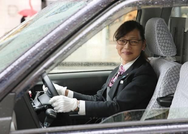 Japón taxis Uber